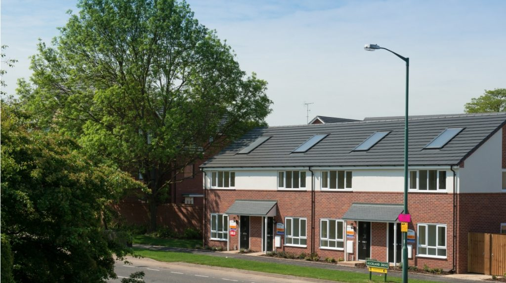 residential connections at solihull