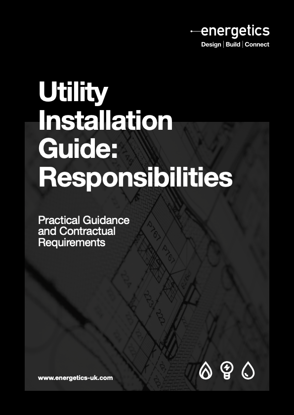 Utility Installation Guide: Responsibilities
