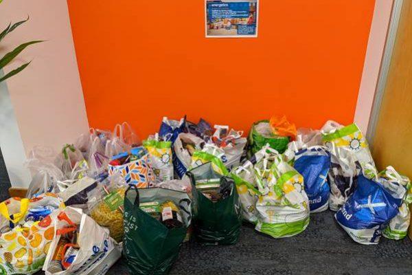 Foodbank donations 2020