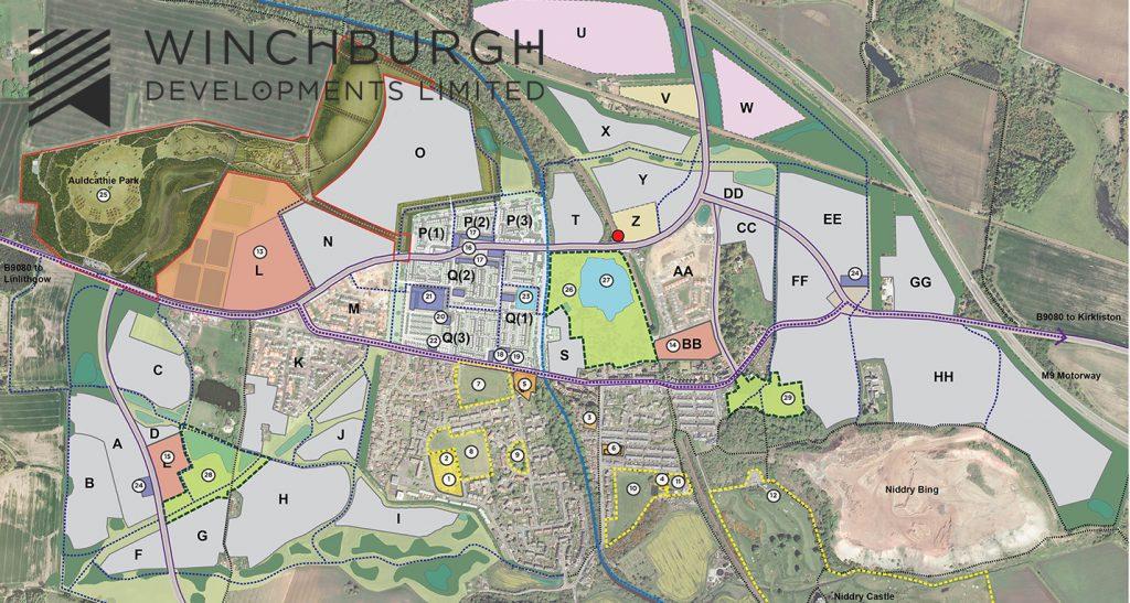 Winchburgh_Masterplan